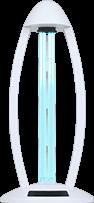 Equipamento Germicida UV + Ozônio