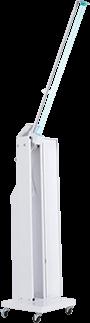 Torre de Esterilização UV-C + Ozônio